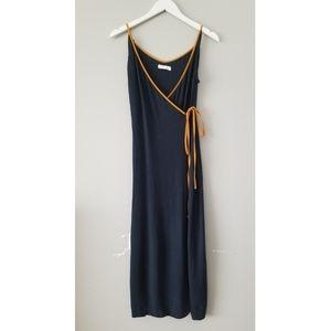 OAK + FORT Wrap Dress